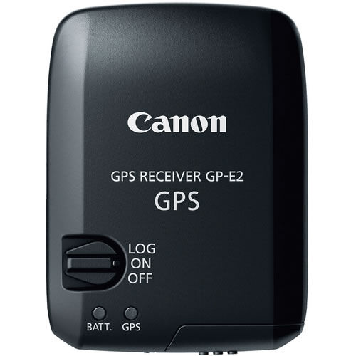 GP-E2 GPS Receiver for 5D MK III,1 D X