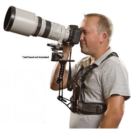 Steady Shot Bracket w/ Camera Holster
