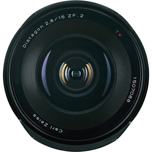 Distagon T 15mm f/2.8 ZF.2 Wide Angle Lens