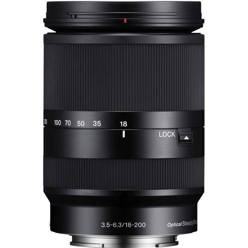 SEL18-200mm f/3.5-6.3 LE OSS Zoom Lens