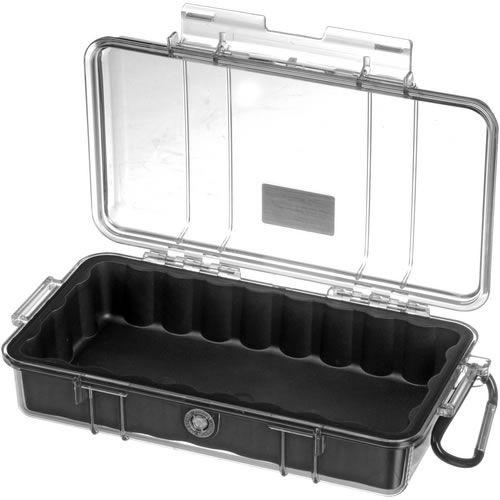 1060 Micro Case Black/Clear