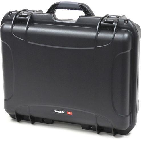 930 Case w/ foam - Black