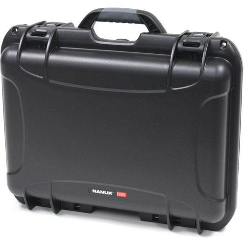 925 Case w/ foam - Black