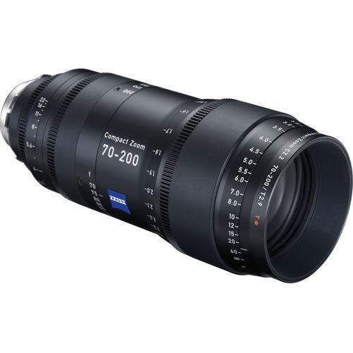 CZ.2 70-200mm T2.9  MFT Long Cine Zoom (feet)