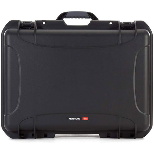 940 Case Black with Dividers