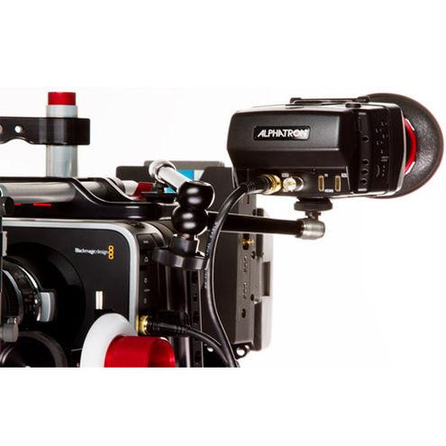 Offset Shoulder Mount For Black Magic Cinema Camera