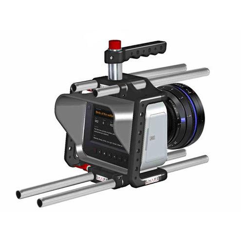 Handheld Cage for Black Magic Cinema Camera