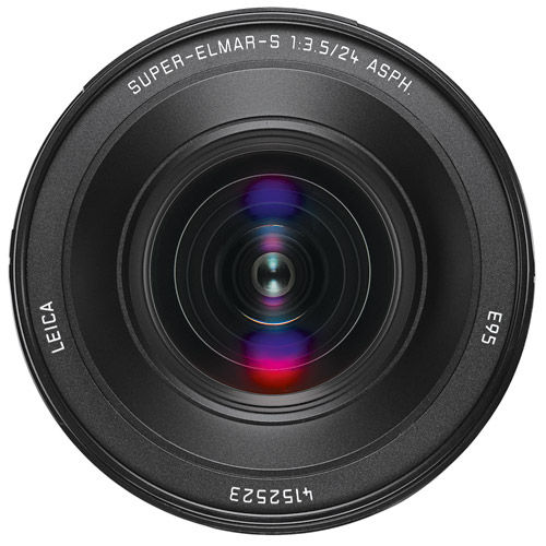 24mm f/3.5 Super-Elmar-S ASPH Lens Black