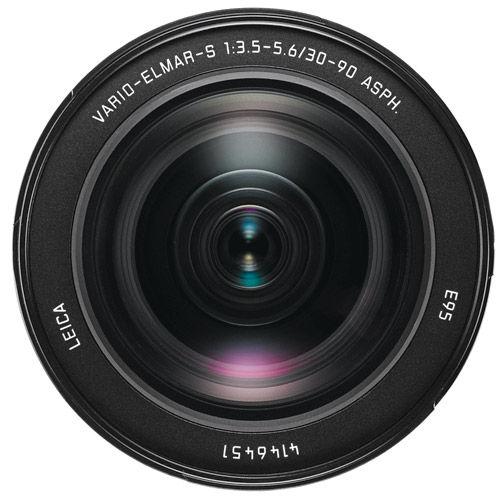 30-90mm f/3.5-5.6 VarioElmar-S ASPH Lens Black