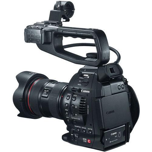 C100 Cam EF lens x 4 kit 32GB
