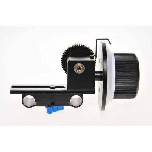 Follow Focus F1 for Rods with Lens Gear Belt