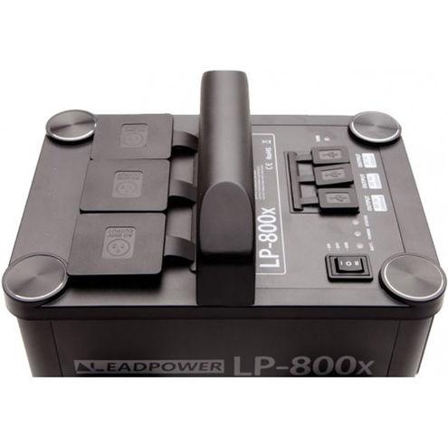LP-800X Portable Lithium Ion Pure Sine Wave Inverter
