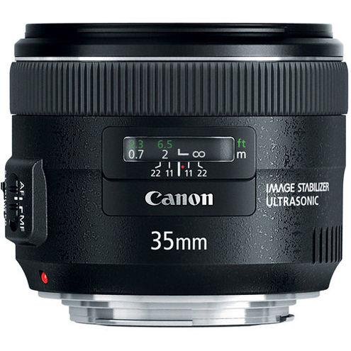 EF 35mm f/2.0 IS USM Standard Prime Lens