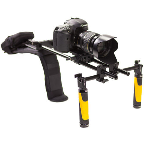 Flyweight DSLR Shoulder Rig