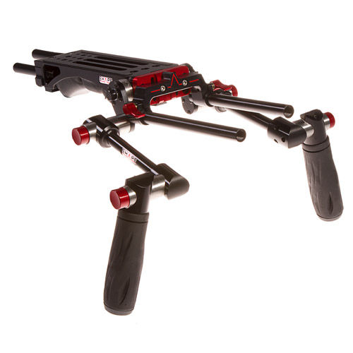 BP7000 V-Lock Quick Release Baseplate with Handles