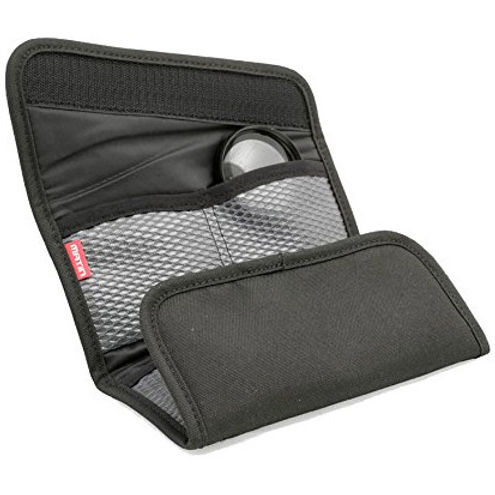 Deluxe Filter Case - 67-82mm Keep 6 filters in each case