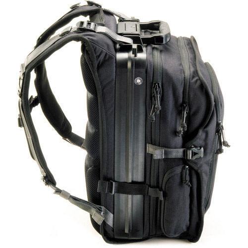 U100 Elite Laptop Backpack Black