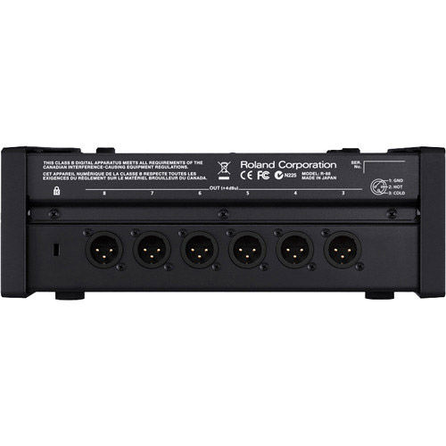 R-88 8-Channel Recorder/Mixer