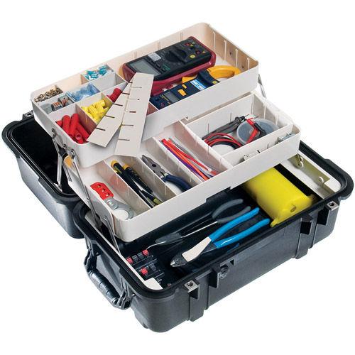 1460 Case Black w/ Tool Chest (Black)