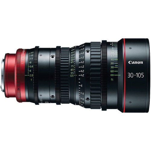 CN-E 30-105mm EF T2.8 Telephoto Cinema Zoom Lens