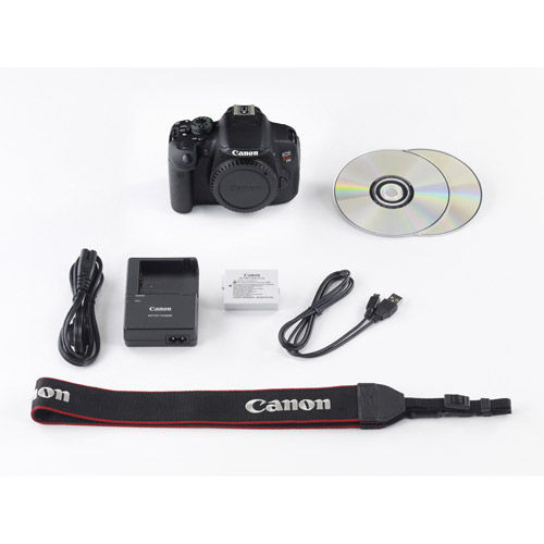 Canon T5i camera body