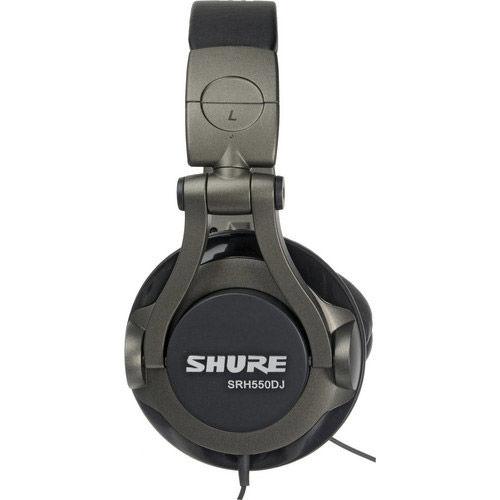 SRH550DJ Professional Quality DJ Headphones