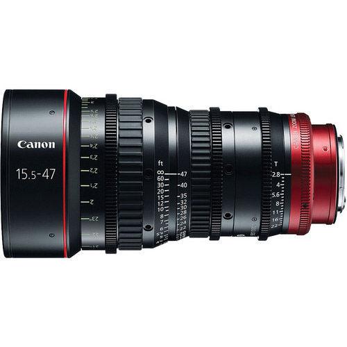 CN-E 15.5-47mm EF T2.8 EF Zoom