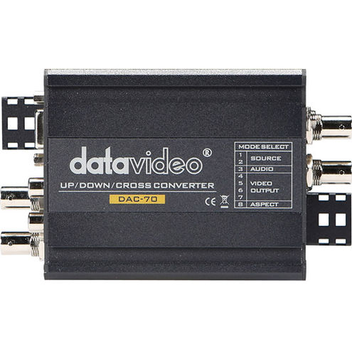 DAC-70 Up/Down Cross Converter Supports 3G-SDI