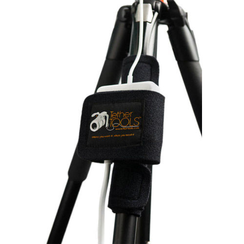 StrapMoore  to fasten acc. to tripod legs and stands