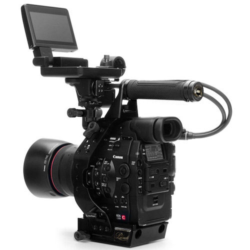 ultraCage Black Professional Series for Canon EOS C300