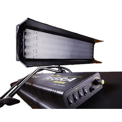 Tegra 4Bank DMX Kit w/ Soft Case, Univ 120U