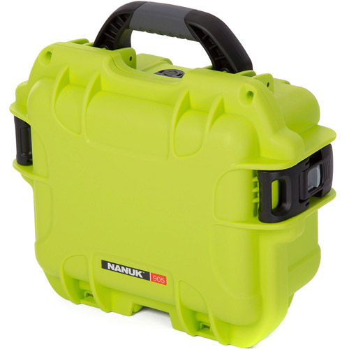 905 Case w/ Foam - Lime