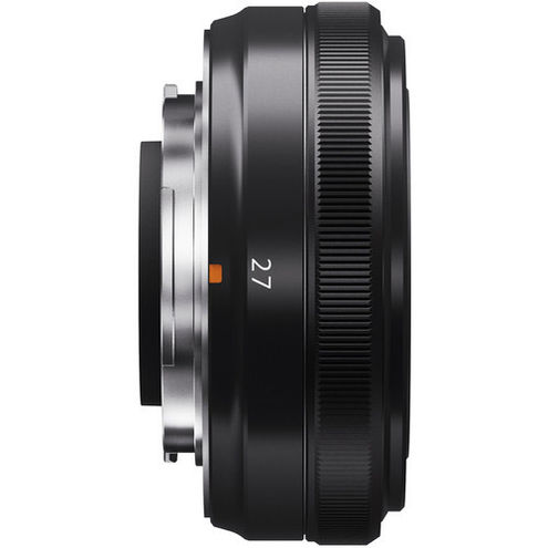 Fujinon XF 27mm f/2.8 Black Lens