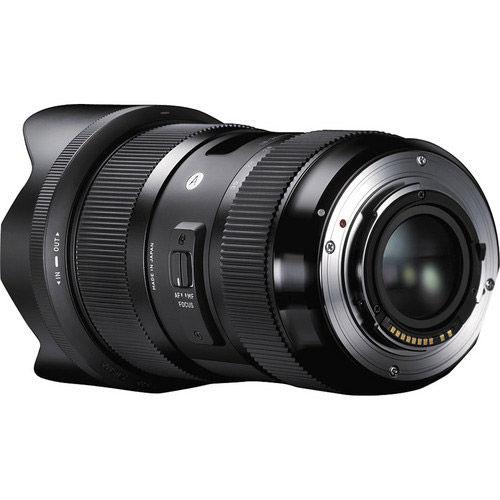 ART AF 18-35mm f/1.8 DC HSM Lens for Sigma