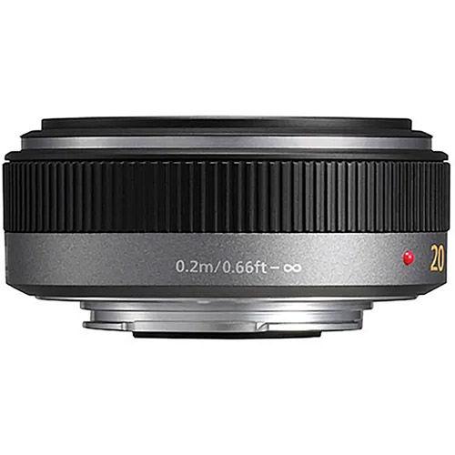 Lumix G 20mm f/1.7 II Lens