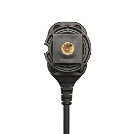 PWHSFM3 Hot Shoe, Female to Miniphone 3'
