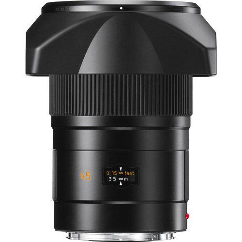 45mm f/2.8 Elmarit-S ASPH Lens Black