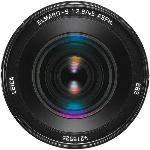 45mm f/2.8 Elmarit-S ASPH CS Lens Black