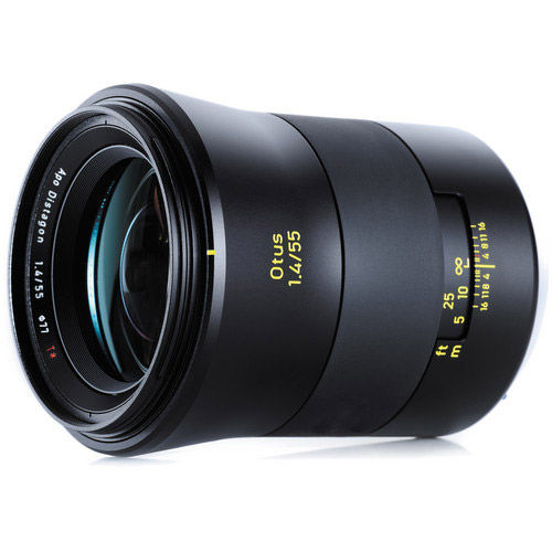 Otus 55mm f/1.4 Distagon T* Lens for Canon EF Mount