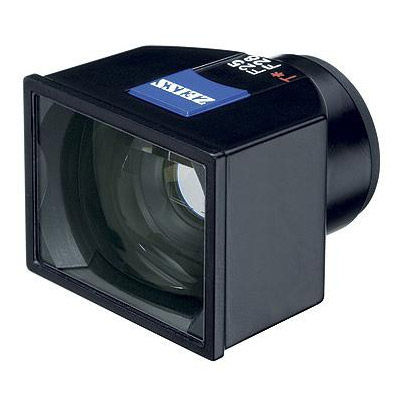 ZI Viewfinder for Zeiss Ikon Camera When Used with 25/28mm ZM Lens
