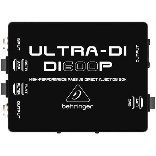 DI-600P Ultra-DI Passive Direct Injection Box