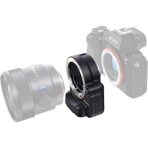 LAEA4 A-E Lens Mount Adapter for Full Frame Cameras