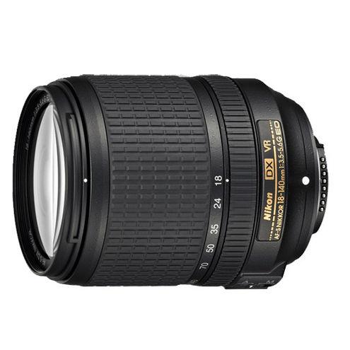 D5300 Black w/ AF-S 18-140mm VR