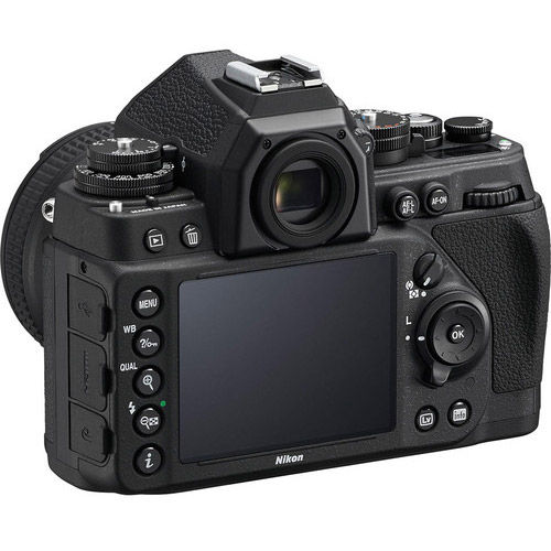 Df Black w/ AF-S 50mm f/1.8 G Special Edition Lens