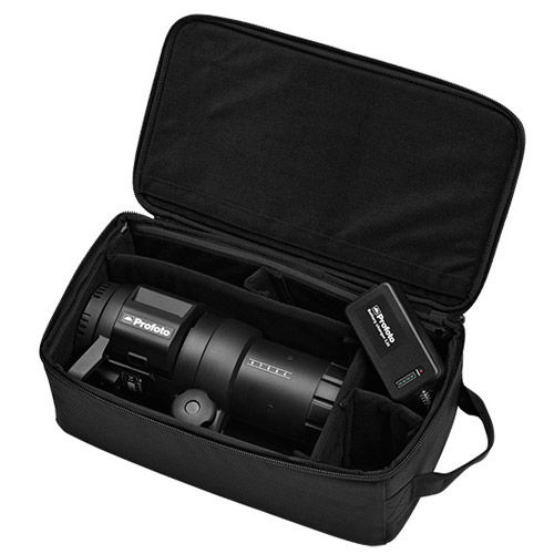 B1 500 AirTTL Off Camera Flash with Battery, Charger and Bag