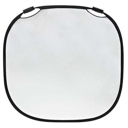 Reflector Silver/White Large 120cm