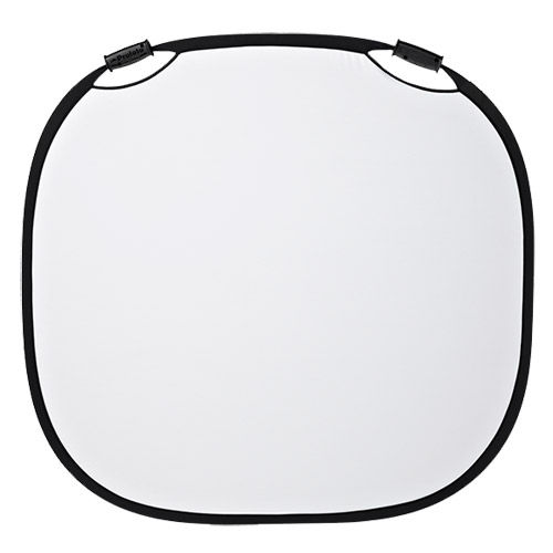 Reflector Black/White Medium 80cm