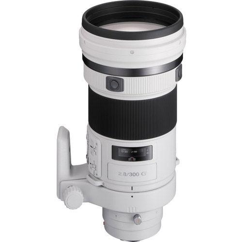300mm f/2.8 G SSM II A-Mount Lens (A99 & A77)