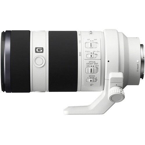 SEL FE 70-200mm f/4.0 G OSS E-Mount Lens