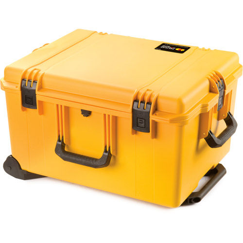 iM2750 Storm Trak Case with Foam (Yellow)
